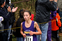 Girls Middle School - The FINISH LINE