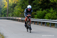 Cycling along KY River - Time Trials 2013