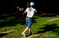 Kentucky Capital Senior Games - Horseshoes at Millville Horseshoe Club 2012
